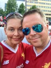 Klare for Champions League-sending! Vi slikker fortsatt sårene etter finale-tapet.